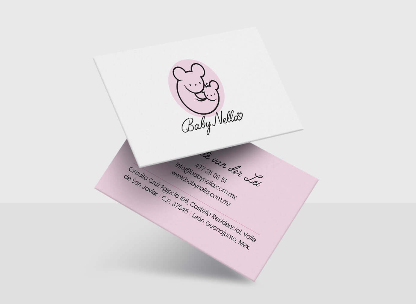 BabyNella Business Cards