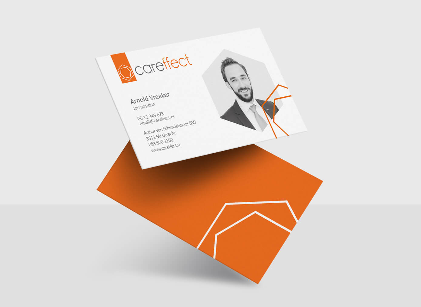 Careffect- Business Cards