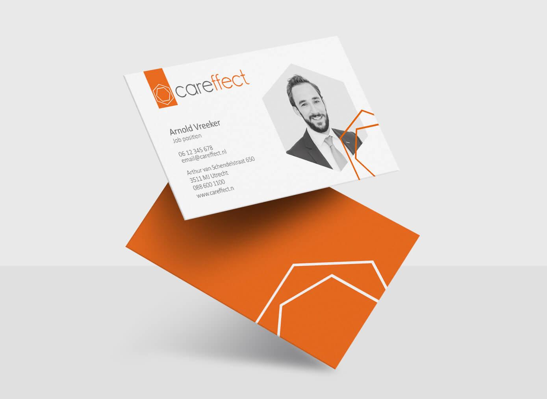 Careffect business cards