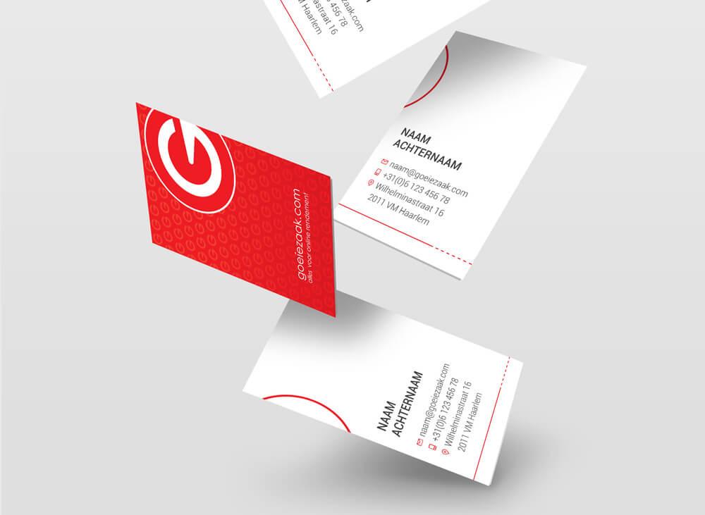Goeiezaak Business Cards