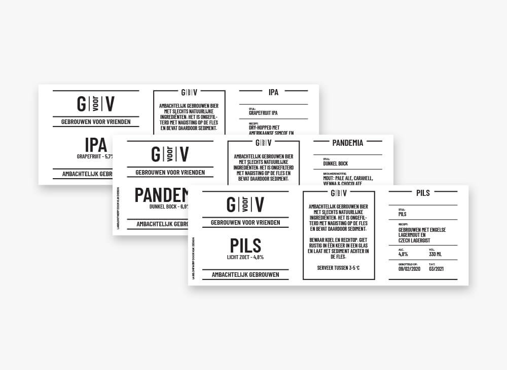 GcV-labels